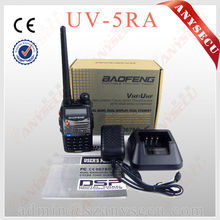 UHF VHF UV-5RA monitoring function transceiver dual band 2 meter handheld radios