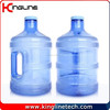 OEM Petg 3.8L clear plastic water pitcher with handle (KL-8006)