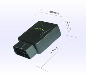 3g obd2 gprs google map online gps tracking/gps tracker sdk Easy to Install and Maintain /GPS tracker vehicle obdii WCDMA