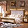 Classic bedroom furniture luxury and european bed