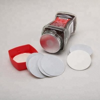 Aluminum Foil Induction Cap Sealing Liner/wad/gasket/lid/cover For Peanut Butter Plastic And Glass