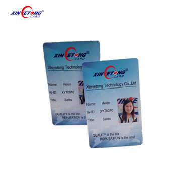 Epson T50 Printer Print Work ID Inkjet Cards