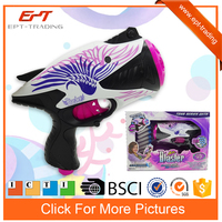Girls battle game toy plastic soft air guns pistol for sale