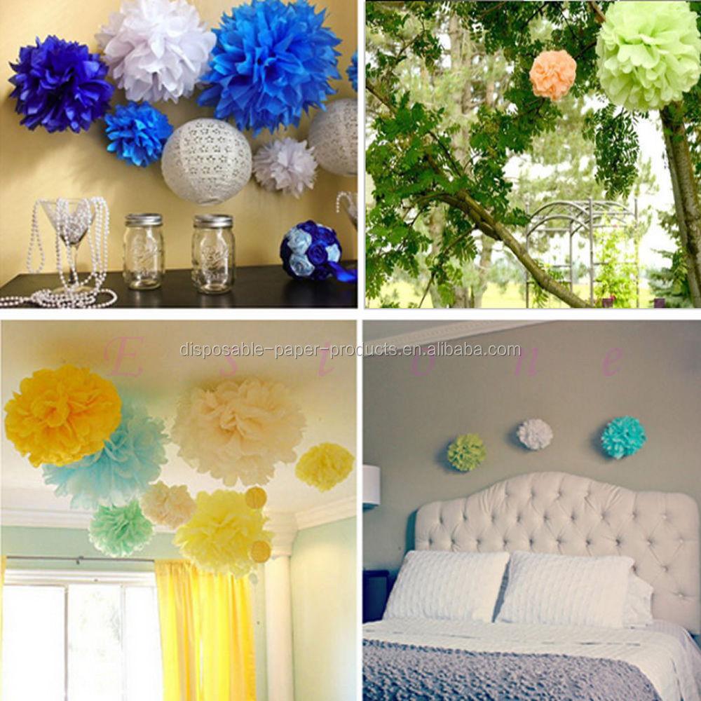 Tissue paper flower centerpiece wedding romeondinez tissue paper flower centerpiece wedding mightylinksfo
