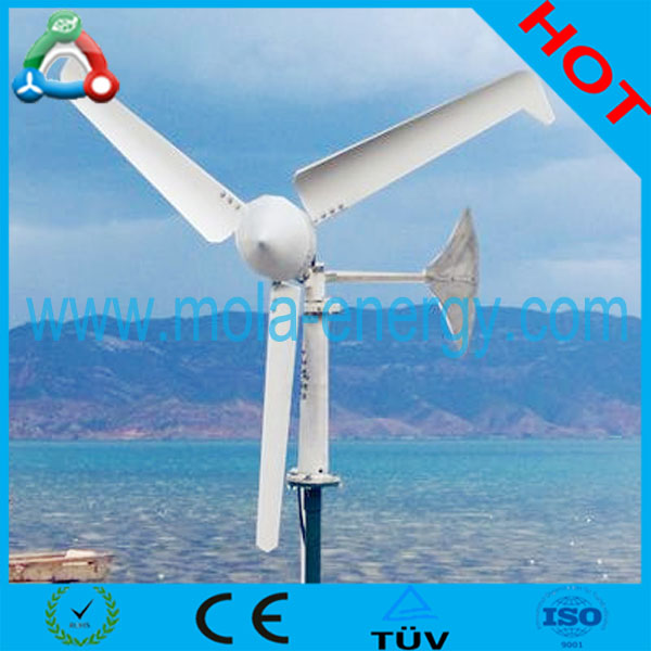 ISO9001 Certificated Alternative Energy Hydro Electric Generator