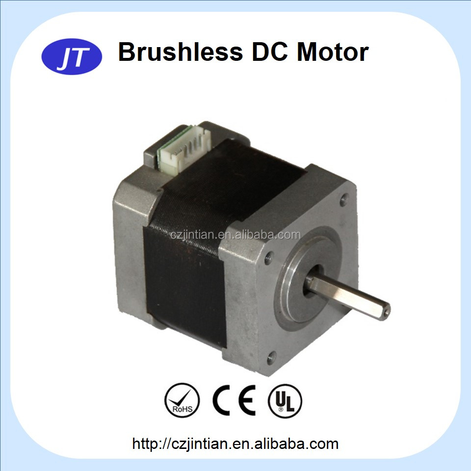 JT42ZWX031 42mm high torque brushless dc planetary gear motor with electric brake
