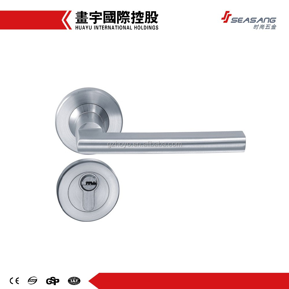 sus 304 bedroom motise door lock fission lock