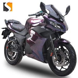 NEW DESIGN ELECTRIC MOTORBIKE/MOTORCYCLE 3000W SPORT BIKE WITH CE