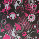 Good custom printed polyester pretty fabric prints for backpack