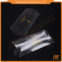 clear plastic candy chocolate packaging boxes , custom wedding favor gift box packaging , kraft pillow shape glasses storage box