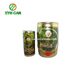 Round Tinplate Material beer Tin Can For Soft Drink 1000ml With Manufacturing Price