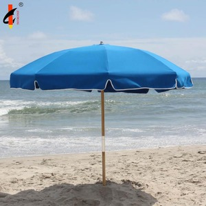 Professional design cheap custom outdoor sun beach umbrellas