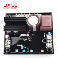 R438 LIXiSE 3 phase avr generator voltage regulator