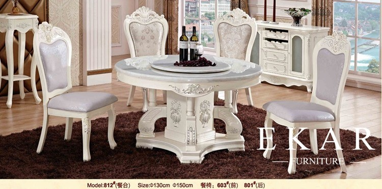 Italian marble dining table set marble center table dinner for Dining at at t center
