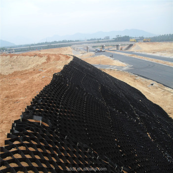 Plastic Gravel Stabilizer Hdpe Geocell For Slope Protection - Buy  Geocell,Hdpe Geocell,Plastic Geocell Product on Alibaba com