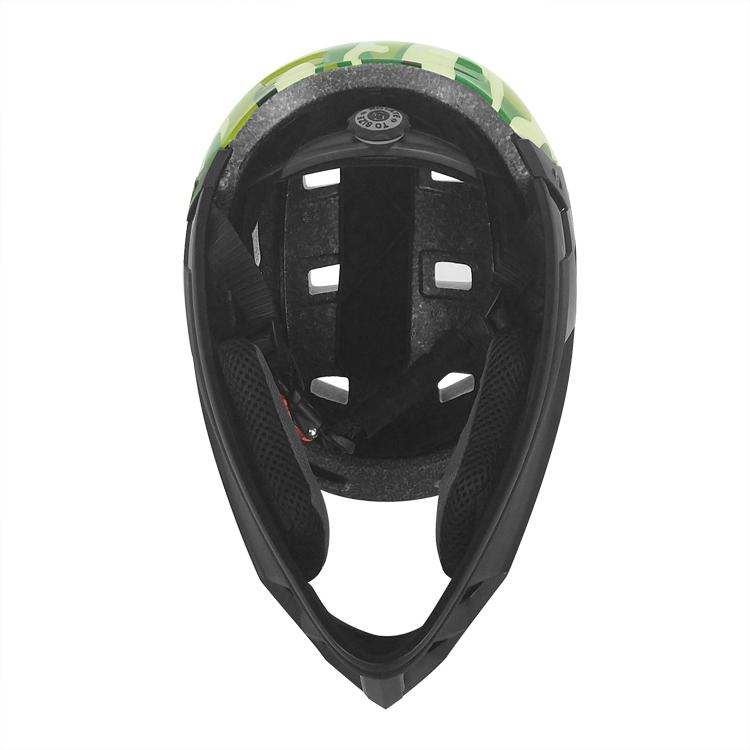 New-Design-In-mold-Full-Face-BMX