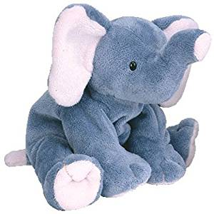 Buy TY Pluffies - WINKS the Elephant (Soft Eyes Version) (8 inch) in ... eaf88cf6e3c