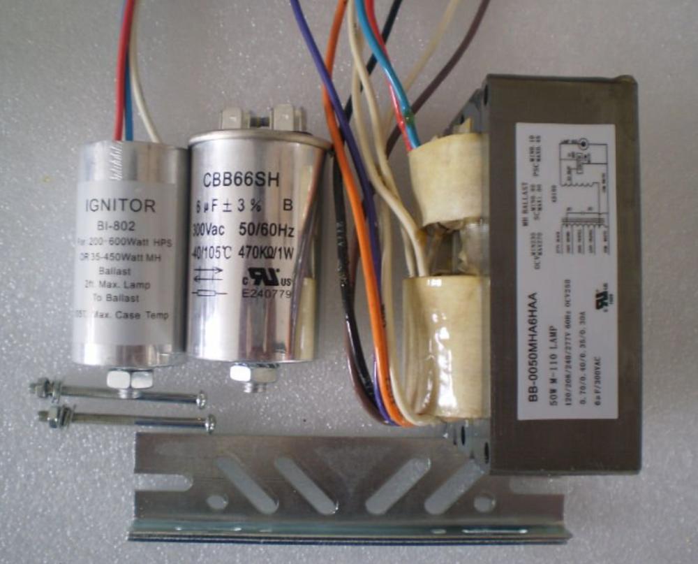 Aluminum Or Copper Wire 35w-1500w Hx-hpf / Pulse Start / Cwa Metal ...