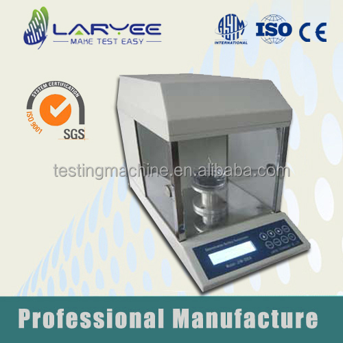 Quality Platinum Ring Surface Tensiometer