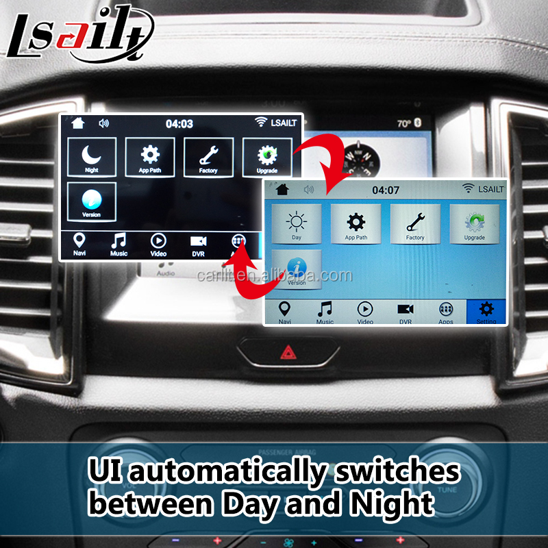 Car Android 6 0 / 7 1 Video Interface For Ford Fiesta Sync 3 With Gps  Navigation - Buy New Model Gps Navigation System,Video Interface Support  Rear