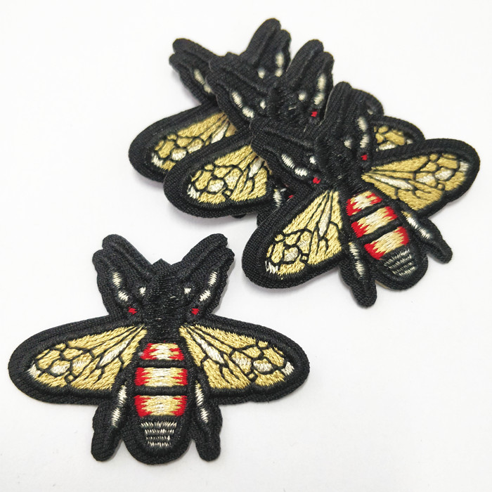 wholesale embroidery cheap embroidered patches