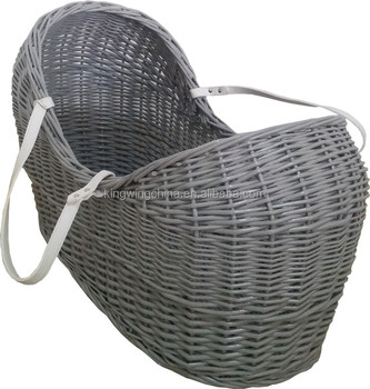 wholesale pod wicker moses basket buy wicker moses. Black Bedroom Furniture Sets. Home Design Ideas