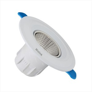 New designed 7w COB Epistar dimmable Surface mount recessed led downlight
