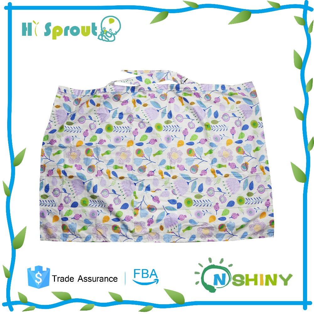 Fashion style breastfeeding cover/baby nursing cover