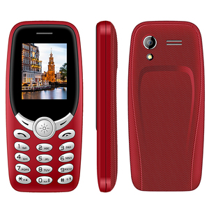 Small Size 3G Feature Mobile Phone With Big Battery Dual Sim 64 Mb RAM + 128 Mb ROM Cheap Bar Phone CJ3310