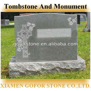 Cheap headstones, headstone etching, headstone base