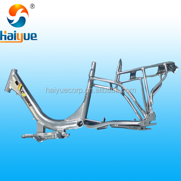 New Alloy Electric Bicycle Frame