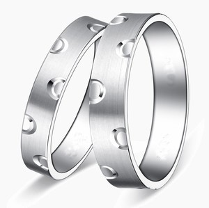 18K white gold gay wedding ring manufacturer , Gay Ring OEM welcome