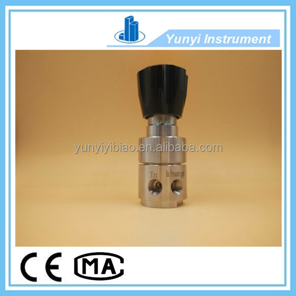 Pressure relief valve/pressure reducing valve/pressure regulator