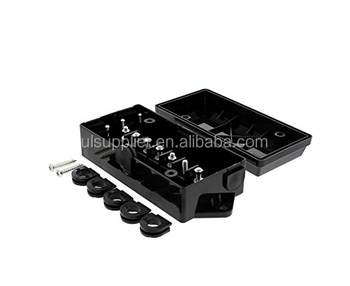Strange S00376 7 Gang Pole Wiring Junction Box For Trailer Camper Or Rv Light Plug Wire Connectors Buy 7 Gang Pole Wiring Junction Box Rv Blade Molded Wire Wiring Cloud Oideiuggs Outletorg