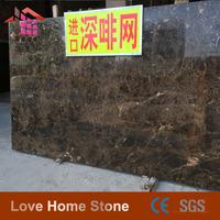 Cheapest Quarry Price Chinese Dark Emperador Marble Slab