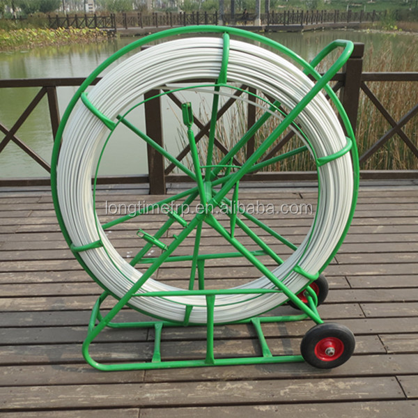 All Kinds of Fiberglass Duct Rodder/FRP Snake Duct Rodder/FRP 100m fiberglass cable rodders