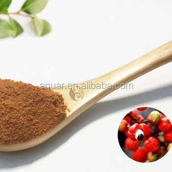 Top quality Guarana Seed P. E. Caffeine by HPLC in stock