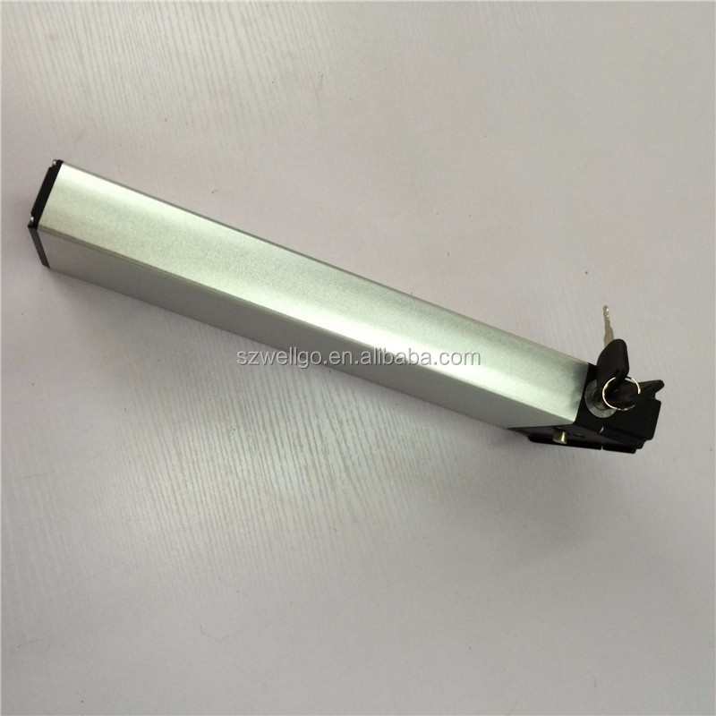 Customize Rechargeable 36v 10.4ah electric bike li ion battery Pack