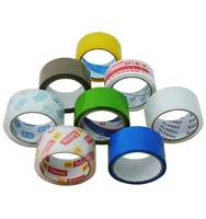 Custom Bopp Opp Acrylic Adhesive Package Tape Shipping Carton Sealing Packing Tape With Logo Color Printed