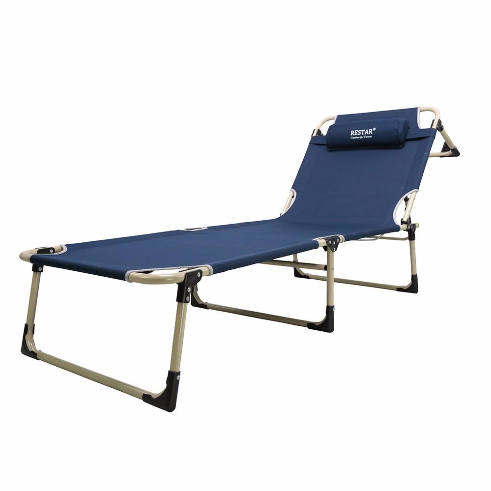 Volwassen size vouwen bed voor outdoor gebruik, enkele persoon ...