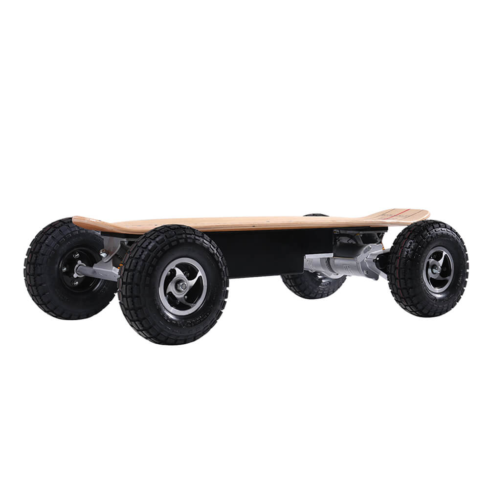 Skate elétrico Off-road do esporte adulto de 2600W 4WD