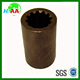 ISO factory CNC machining 12 spline shaft coupling for sale