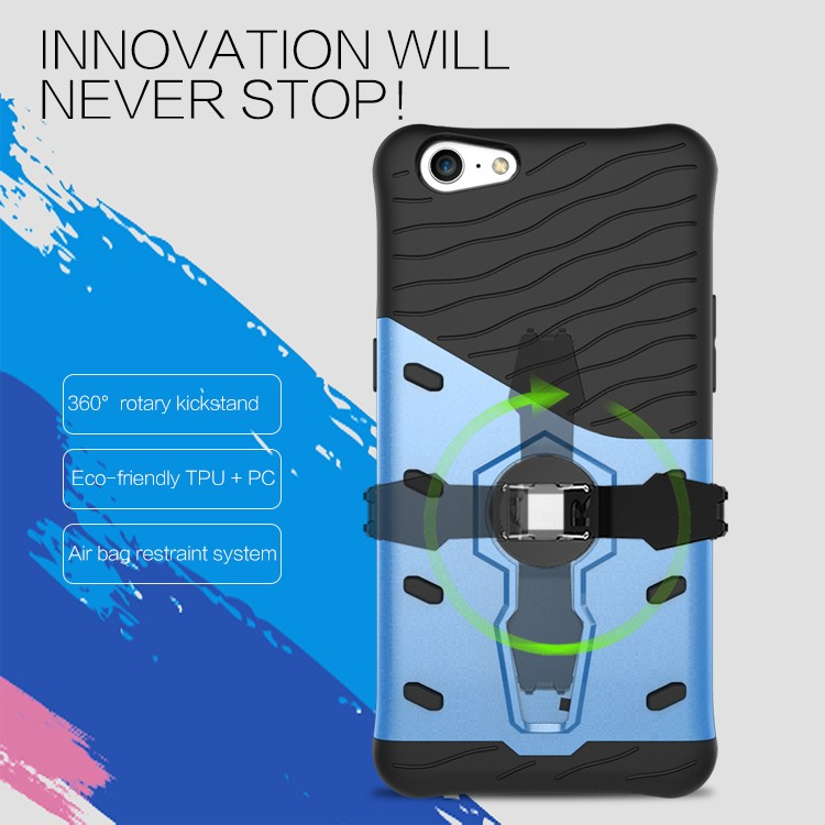 pretty nice b15fb 078e9 Tpu Kickstand Hybrid Back Cover Waterproof Phone Case For Oppo A57 - Buy  Tpu Case For Oppo A57,Back Cover For Oppo A57,Waterproof Case For Oppo A57  ...