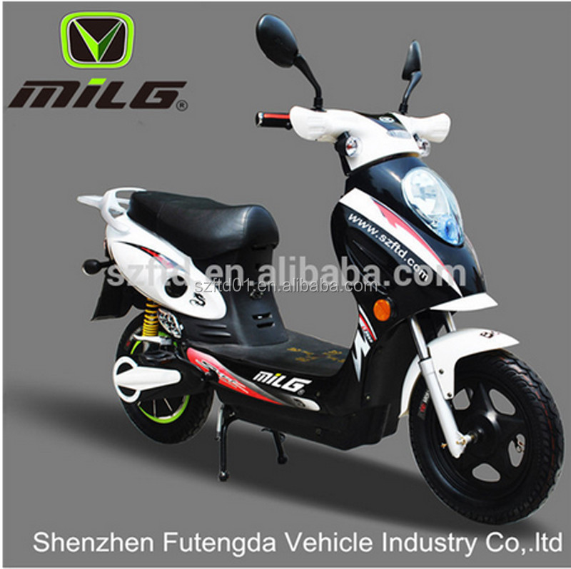 2 wheel electric scooter/moped/motorcycle for long distance scooter