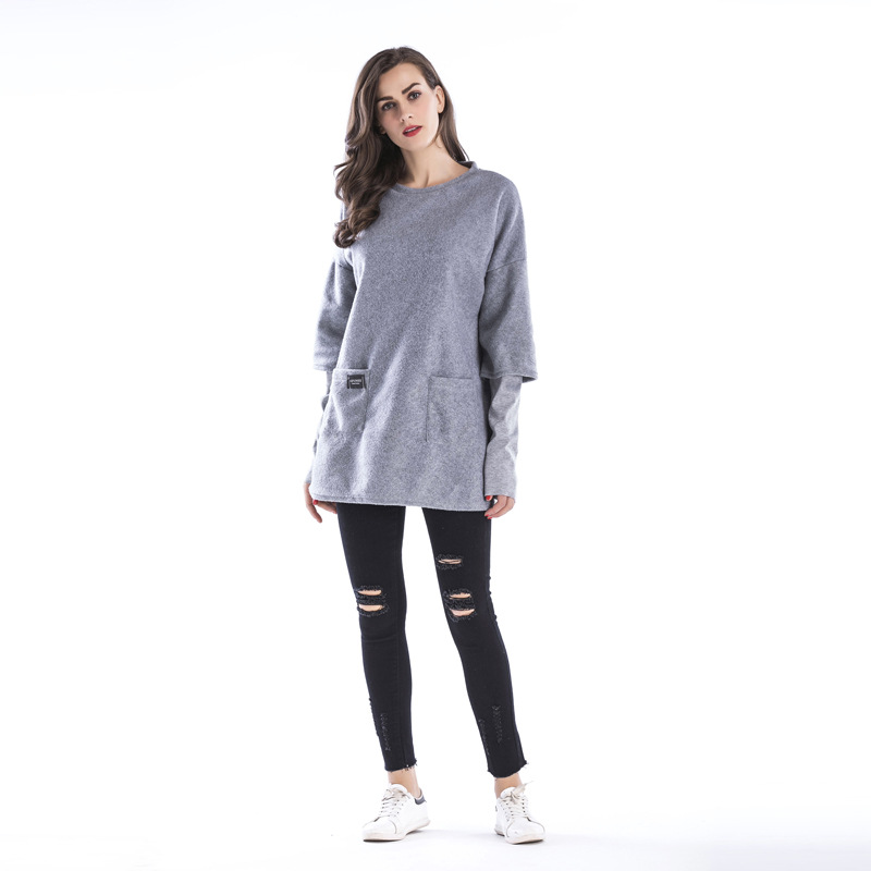 New fashion women blouse women shirt women tops ladies tops in spring and autumn