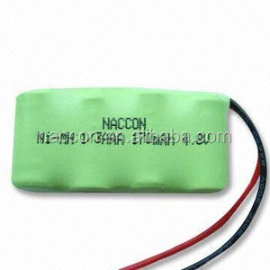 NI-MH battery 170mAh 1.2V 1/3AAA 4.8v rechargeable battery pack
