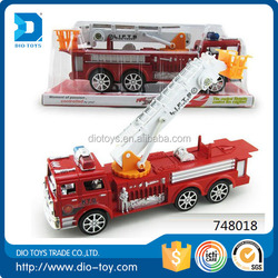 popular 2016 hot sell blue fire truck toy