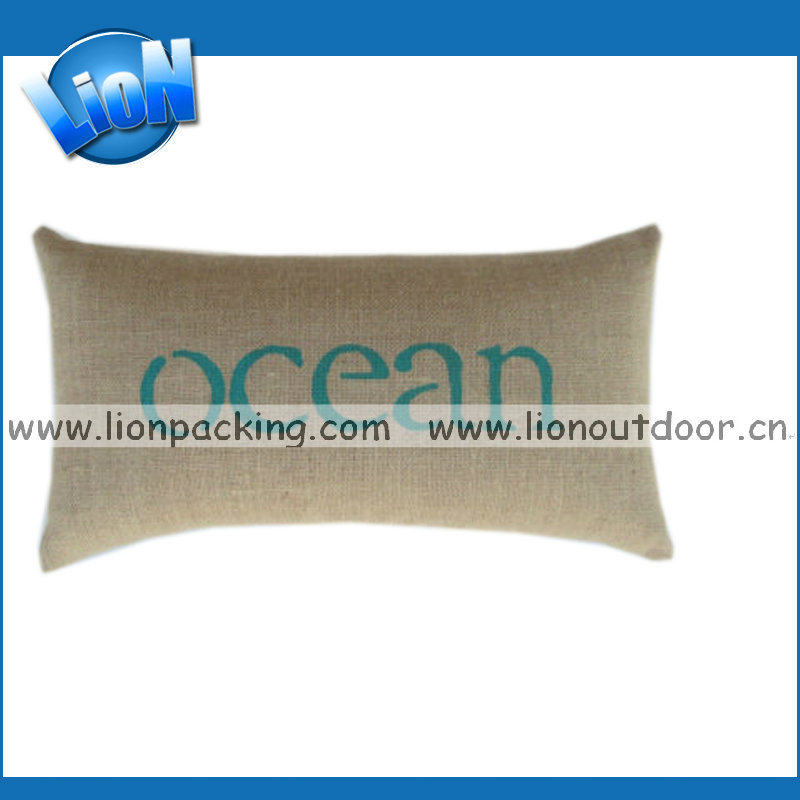 Custom made fancy ocean theme decorative pillow covers