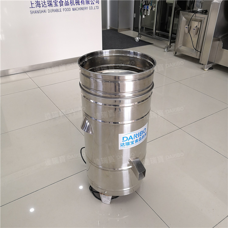 Small Leafy Vegetable Dewater Dehydrator Machine Shrimp Meat Dewatering Machine for Home Use