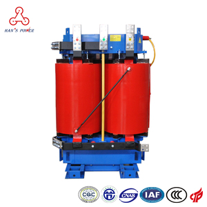 Nanchang customize voltage 3D wound core dry type 250kva three phase transformer